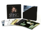 Sting: The Studio Collection - Solo Career-Spanning Vinyl Box Set On 180-Gram Heavyweight Vinyl To Be Released September 30th