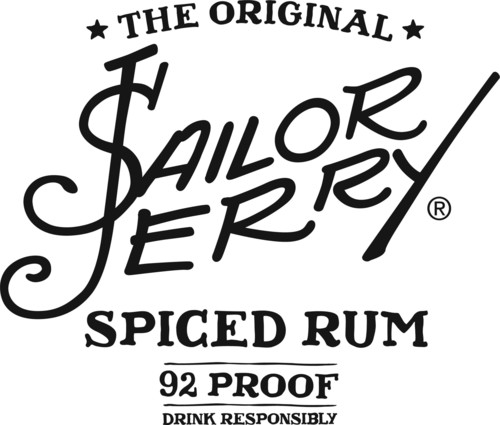 Sailor Jerry Spiced Rum Logo.  (PRNewsFoto/William Grant & Sons)