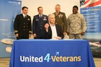 "Flanked by veterans and members of the uniformed services, United Airlines Chairman, President and Chief Executive Officer Jeff Smisek today signed a Statement of Support affirming the company's commitment to the National Guard and Reserves. ""At United, we are honored to have thousands of brave men and women throughout our company who served or are currently serving in the military,"" said Smisek. ""We take great pride in the training and professionalism they bring to the job every day and are forever..."