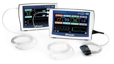 Nonin Medical's RespSense(R) II capnograph and LifeSense(R) II capnograph/pulse oximeter