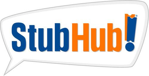 StubHub Logo (PRNewsFoto/StubHub)