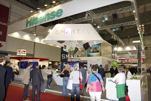 Hisense Shows a Smarter World at IFA 2011