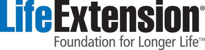 Life Extension Foundation Logo.  (PRNewsFoto/The SUZANNE Show)