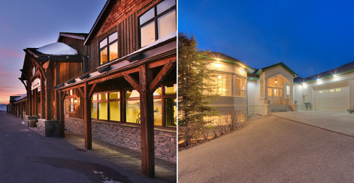 Concierge Auctions to sell two premier Calgary properties during a live auction in cooperation with ...