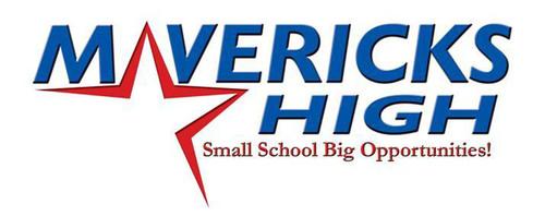 Mavericks High logo.  (PRNewsFoto/Mavericks in Education Florida, LLC)