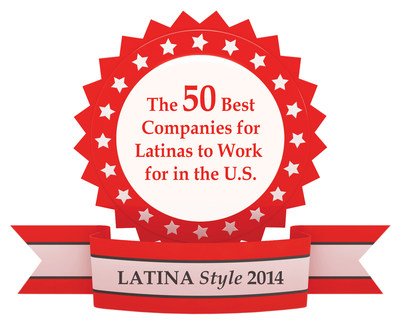 General Motors was recognized as one of the 50 Best Companies for Latinas to Work For in the United States. The LATINA Style 50 Report is considered a prestigious analysis of corporate America's efforts toward promoting diversity and providing career advancement opportunities for Hispanic women.