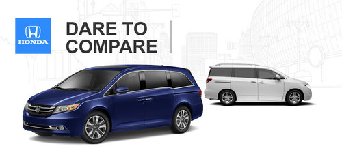 The 2014 Honda Odyssey continues to put its closest rivals to shame with its spacious interior and multitude of useful features. (PRNewsFoto/Matt Castrucci Honda)