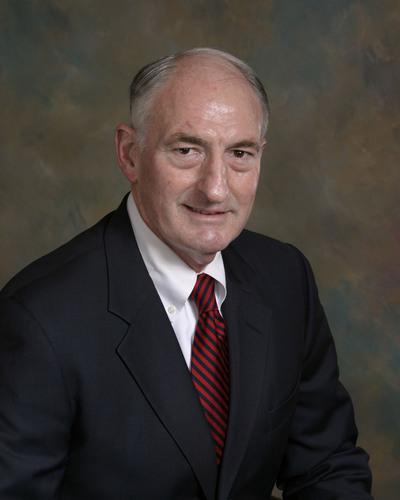 Charles Sharp, M.D., Named First Faculty Emeritus at Huntington Memorial Hospital. (PRNewsFoto/Huntington Memorial Hospital) (PRNewsFoto/HUNTINGTON MEMORIAL HOSPITAL)
