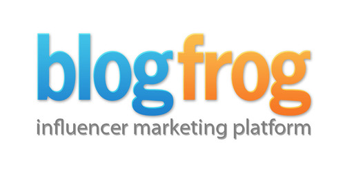 BlogFrog Enjoys Breakout Year In 2012 As Influencer Marketing And Earned Media Hit Critical Mass