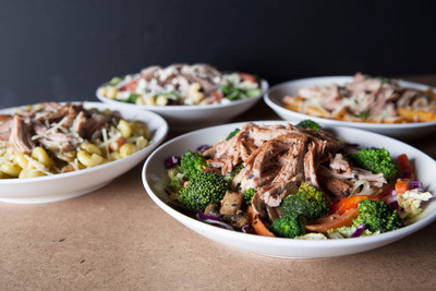 Noodles & Company introduces slow-braised, naturally raised pork.  (PRNewsFoto/Noodles & Company)