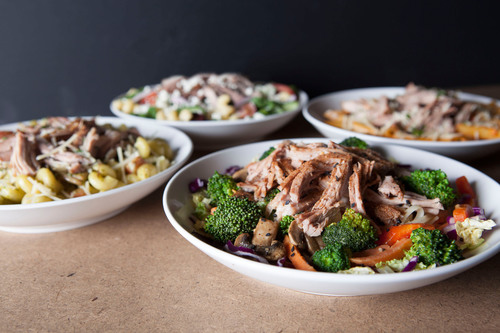 Noodles & Company is proud to introduce the best pork you can fork
