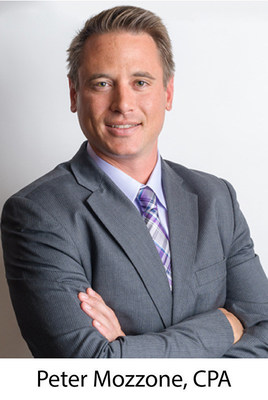 Siegfried congratulates Peter Mozzone, CPA on new leadership role: Mozzone assumes new role as a Managing Director in Siegfried's New York Metro Market