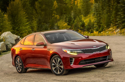 Kia Optima breaks the midsize sedan mold in expanded marketing campaign