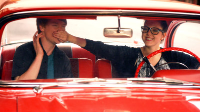 Calum Worthy and Lexi Giovagnoli Star in All She Wishes