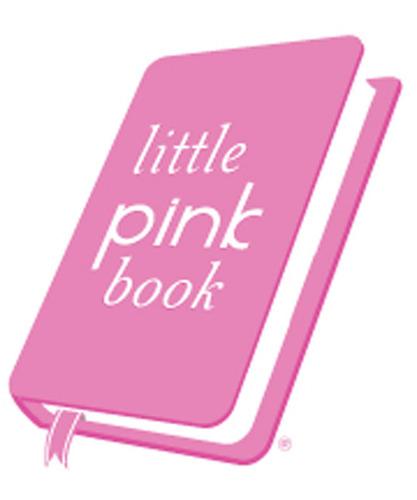 Little PINK Book Logo.  (PRNewsFoto/Little PINK Book)