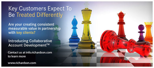 Richardson Introduces the Next Evolution in Strategic Account Management Methodology, Strategy, and