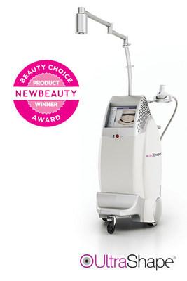 UltraShape Wins NewBeauty Magazine Beauty Choice Awards For Best Body-Contouring Treatment