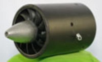 Liquid Nitrogen Motor.  (PRNewsFoto/Nitro-Turbodyne, Inc.)