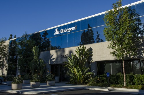 BioLegend in San Diego, CA operates under an ISO 9001:2008 and ISO 13485:2003 certified quality management system. This certifies an effective quality management system, based on documentation and continuous improvement, that meets international standards for medical device and reagent manufacturing. (PRNewsFoto/BioLegend)