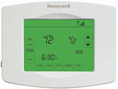 When used as directed, Honeywell's Wi-Fi 7-Day Programmable Thermostat can save the average homeowner up to  ...