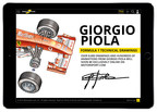 Motorsport.com Today Announced It Has Acquired World-famous F1 illustrator Giorgio Piola's F1 Technical Archive. Piola joins editorial team exclusively in 2016 as F1 Technical Expert.