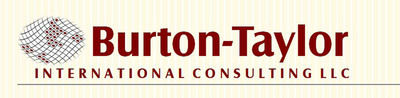 Burton-Taylor International Consulting LLC is a recognized leader in information industry market research, strategy and business consulting. Burton-Taylor market share figures are seen as standards globally. Burton-Taylor clients command an estimated 80% of global revenue share in the market data space and include the world's largest information providers, the world's biggest exchange groups, key government organizations and regulatory bodies on multiple continents, the largest advisory firms serving the industry, and more than 30 of the most active private equity and investment companies around the world... all of which using Burton-Taylor data as their industry benchmark. (PRNewsFoto/Burton-Taylor International Consulting LLC)