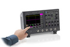 Teledyne LeCroy WaveJet Touch oscilloscopes provide performance and price with 500 MHz bandwidth and 5 Mpts of memory at 2 GS/s available for $5,000. (PRNewsFoto/Teledyne LeCroy)