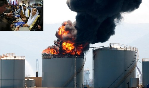 Crashing Oil Prices - Winter Inferno Fertilizes Dangerous Future Volatility