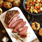 Talk about lucky... Omaha Steaks offers everything you need for an authentic St. Patrick's Day feast! Serve up Omaha Steaks Rapid Roast Corned Beef. This 1-Step Rapid Roast selection features a cook-in bag that keeps your entree moist and tender and gives you freezer to table convenience with no prep or clean up time. Add our easy to fix Rustic Roasting Vegetables and ready to serve Irish Soda Bread Rolls for a real feast. Top it all off with Caramel Apple Tartlets for a sweet ending.