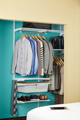 TownePlace Suites by Marriott & The Container Store Create The Hotel Closet That Makes You Want to Unpack.