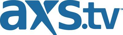AXS TV logo.  (PRNewsFoto/AXS TV, CBS Corporation)