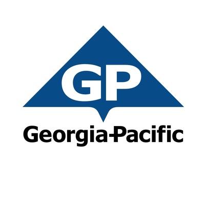 Georgia-Pacific logo. (PRNewsFoto/Georgia-Pacific Corp.) (PRNewsFoto/)