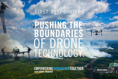 Mouser Electronics and Grant Imahara launch the second video episode from the Project First Responders series. Check out the video that explores the challenges of launching multiple drones in public safety operations. To see the new video and more from the Empowering Innovation Together program, visit www.mouser.com/empowering-innovation.