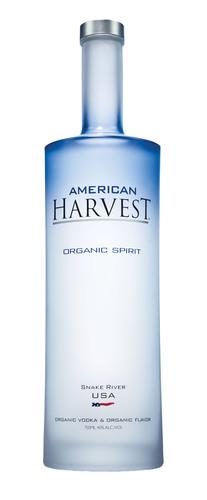 American Harvest Organic Spirit.  (PRNewsFoto/American Harvest Organic Spirit)