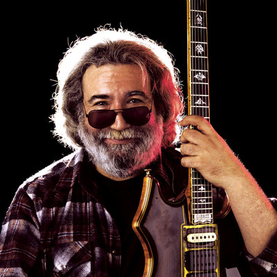 Jerry Garcia - 1987 photo: Herb Greene
