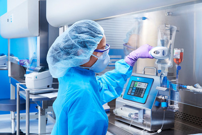 ICU Medical receives Premier Inc. contract for the new Diana hazardous drug compounding system with barcode scanning.  (PRNewsFoto/ICU Medical, Inc.)