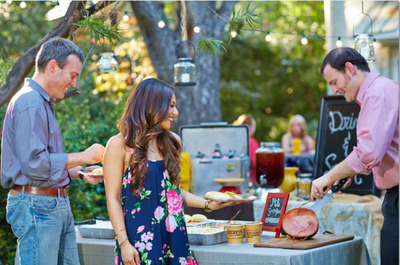 Dickey's Barbecue Pit Offers Tips on Hosting a Great Event.  (PRNewsFoto/Dickey's Barbecue)