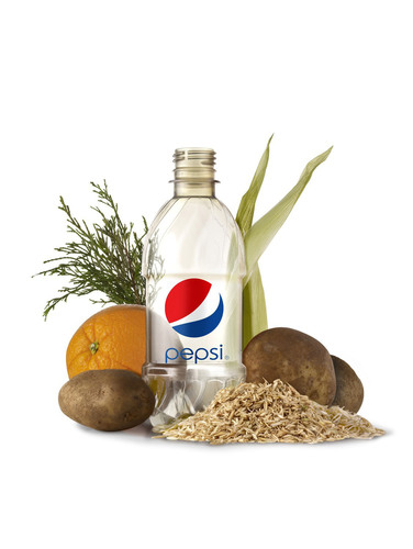 PepsiCo Develops World's First 100 Percent Plant-Based, Renewably Sourced PET Bottle