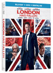 From Universal Pictures Home Entertainment: London Has Fallen