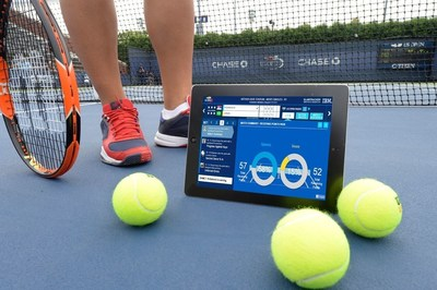 On Wednesday, September 2, 2015, IBM unveiled an array of new and enhanced technologies designed to capture, analyze and deliver real-time scores and insights to fans of the 2015 US Open tennis tournament -- via redesigned and refreshed mobile apps for Apple iPad and iPhone, and Android devices. IBM is teaming with the United States Tennis Association (USTA) to bring a combination of predictive analytics, cloud, mobile and social technologies that will enable tennis enthusiasts to follow every US Open serve, volley and match point in real-time. (Jon Simon/Feature Photo Service for IBM)