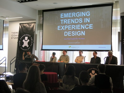Sparks grove sponsored 2015 user experience awards for Experience design consultant