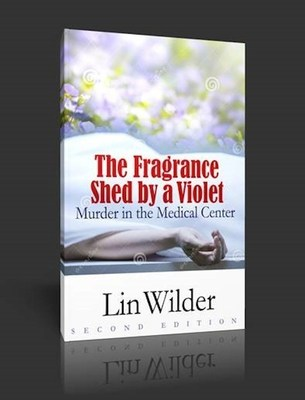 The Fragrance Shed By A Violet Cover