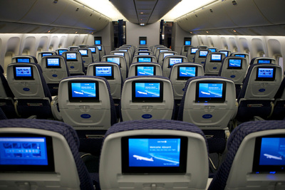 United Airlines' Economy Plus seats now available in Sabre global distribution system (PRNewsFoto/Sabre Corporation)