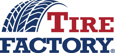 Always the right tire -- Always the right price -- trust what you love the Tire Factory.