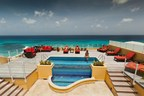 Rooftop Pool at Ocean Two Resort & Residences, Barbados