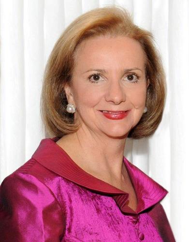 Rosario Perez - CEO of Pro Mujer.  (PRNewsFoto/Pro Mujer)