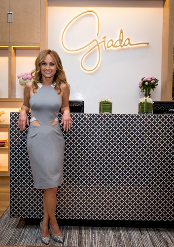 Emmy Award-winning celebrity chef and New York Times best-selling author, Giada De Laurentiis is proud to debut her first and only restaurant GIADA at The Cromwell Las Vegas - the first stand-alone boutique hotel on the famous Las Vegas Strip. (PRNewsFoto/The Cromwell Las Vegas)