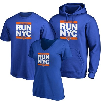 "The new ""RUN-CTY"" apparel line by Fanatics and RUN-DMC"