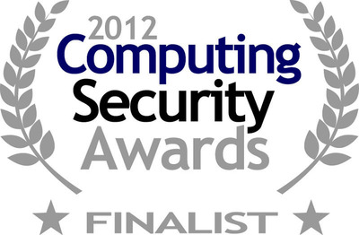 AirTight Named as Finalist for Network Security Solution of the Year and Enterprise Security Solution of the Year Categories in the Computing Security Awards for 2012.  (PRNewsFoto/AirTight Networks)