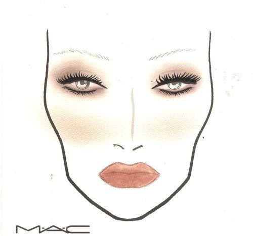 Jane Danson (PRNewsFoto/MAC Cosmetics)
